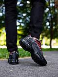 Мужские кроссовки Ривал ТН (красно-белые), фото 7