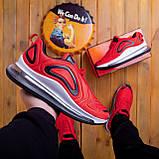 Чоловічі кросівки Ривал Арт 720(червоні), фото 3