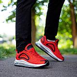 Чоловічі кросівки Ривал Арт 720(червоні), фото 4