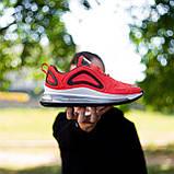Мужские кроссовки Ривал Арт 720(красные), фото 6