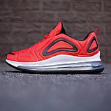 Мужские кроссовки Ривал Арт 720(красные), фото 7