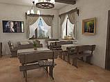 Деревянная мебель для ресторанов, баров, кафе в Мариуполе от производителя, фото 7