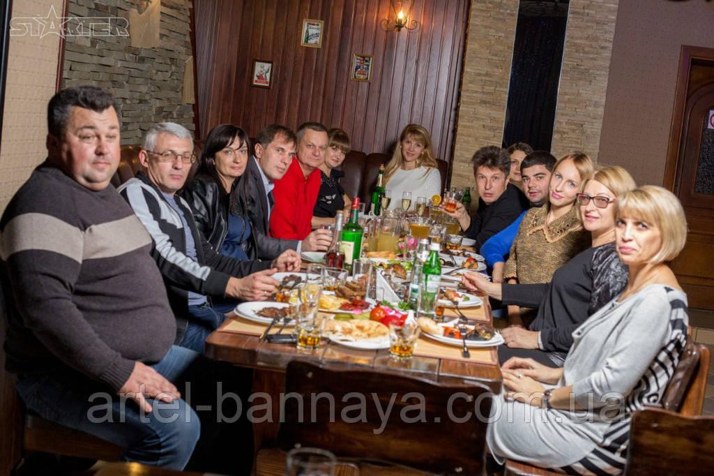 Деревянная мебель для ресторанов, баров, кафе в Ясиноватой от производителя