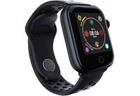 Смарт-часы c пульсометром Z7 Fit Black! Хит продаж