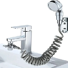 Душевая система на умывальник External Shower с турманиловой насадкой для душа, фото 2