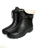Мужские сапоги утепленные пенка пвх, мужская резиновая обувь, сапоги EVA ЕВА ЭВА, обувь EVA ЕВА ЭВА,