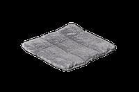 Подушка-лежак (поролон) для кошек и собак Мур-мяу квадратная 34 х 34 см Серая