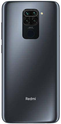 Xiaomi Redmi Note 9 3/64GB Global NFC (Black), фото 2