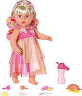 Кукла Baby Born Нежные объятия Оригинал Бэби Борн Сестричка единорог 829349