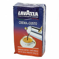 Кофе молотый Lavazza Crema e Gusto (250 г)