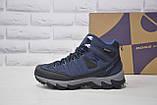 Мужские зимние высокие непромокаемые кроссовки на мембране BONA, фото 4