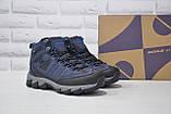 Мужские зимние высокие непромокаемые кроссовки на мембране BONA, фото 5