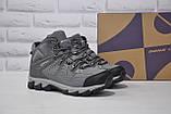 Мужские зимние высокие водонипроницаемые ботинки на  мембране BONA, фото 3