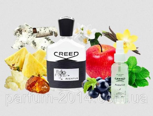 Мужской парфюм Creed Aventus homme 68 мл (лиц.) духи аромат запах, фото 2