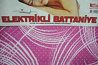 Электропростынь Lux 120x155 - Туреччина (Электропростынь) T-54462, фото 1