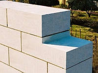 Обуховский блок ячеистого бетона.