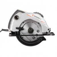 Пила дисковая 1300 Вт, 5000 об/мин, угол наклона 0-45°  диск 185*20 мм INTERTOOL DT-0613