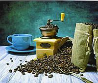 """Картина по номерам  """"Старинная кофемолка"""" 40*50 см, краски - акрил"""