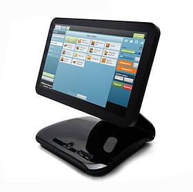"""Сенсорный POS терминал Piano 15,6"""" Windows Мощный ПОС моноблок для автоматизации кафе, ресторана"""