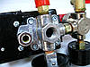 Прессостат в сборе компрессора Limex 220В 3 выхода, фото 4