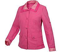 Ветровка куртка пиджак женская хлопковая без подкладки весна лето City Classic