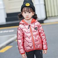 Куртка для девочки демисезонная Коралл