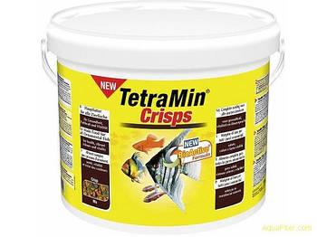 Сухой корм для декоративных рыбок Tetra Min Pro Crisps, 10000 мл