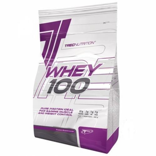 Сироватковий протеїн TREC Nutrition Whey 100 (2,27 кг)