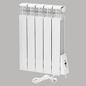 Електричний радіатор Flyme Standart 5 секцій / 490 Вт