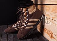 Мужские ботинки Чубакка (коричневые)