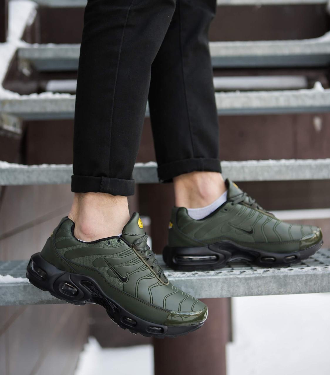Мужские ботинки ТН (хаки)