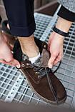 Мужские ботинки Тимберленд (коричневые), фото 6