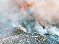 Зниження сонячної генерації електроенергії у Каліфорнії через пожежі