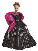 Кукла Барби коллекционная Праздничная 1998 ( Barbie Happy Holidays Special Edition Barbie Doll (1998), фото 2