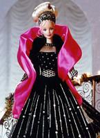 Кукла Барби коллекционная Праздничная 1998 ( Barbie Happy Holidays Special Edition Barbie Doll (1998), фото 5