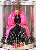 Кукла Барби коллекционная Праздничная 1998 ( Barbie Happy Holidays Special Edition Barbie Doll (1998), фото 7
