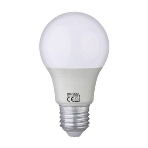 Светодиодная лампа  METRO-10 10W 12-24VDC А60 Е27 4200K Код.59778