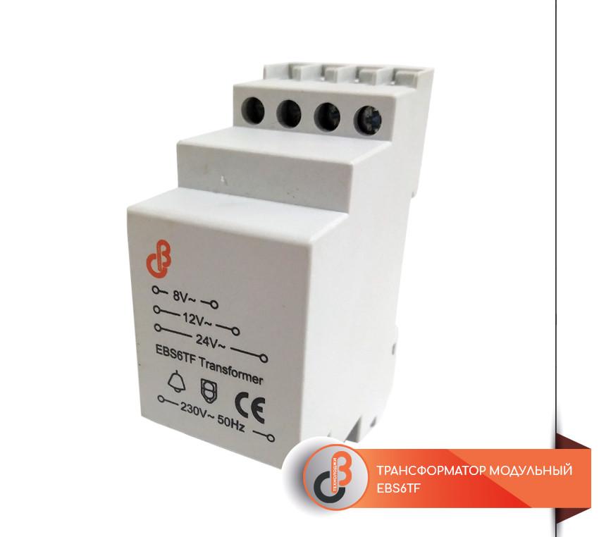 Трансформатор модульний EBS6TF-24
