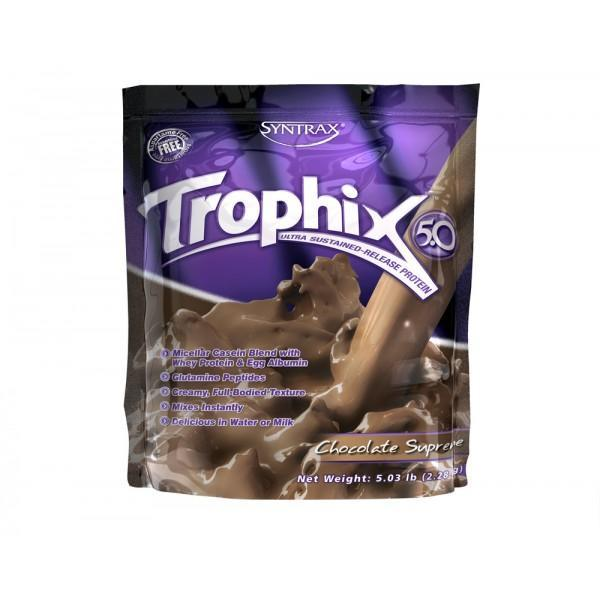 Сироватковий протеїн Syntrax Trophix (2,27 кг)