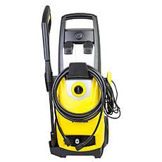 Мийка високого тиску 2000Вт max 150bar 7.2 л/хв+турбонасадка VORTEX 5342513, фото 3