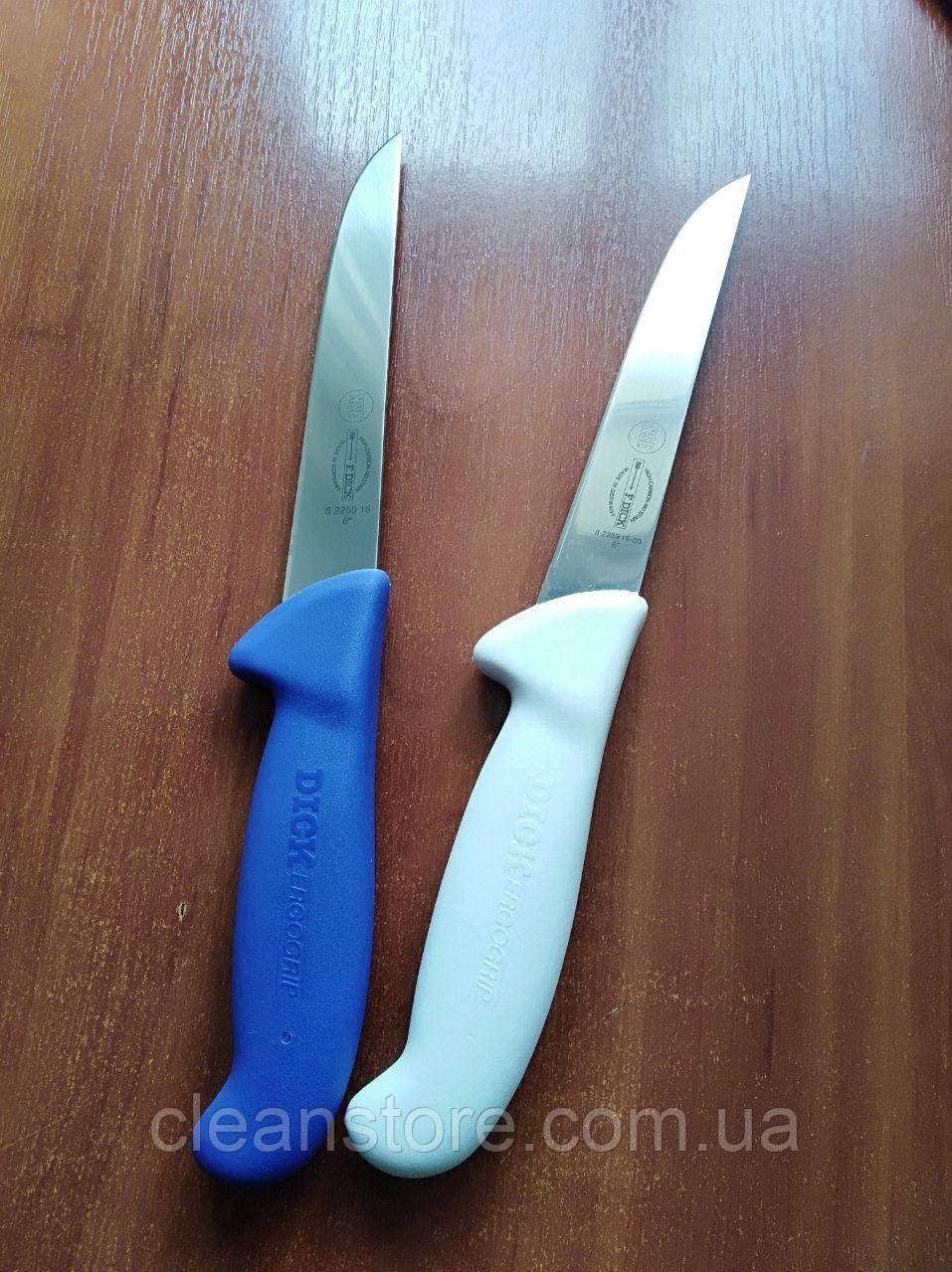 Обвалочный нож F.Dick 2259 - 18 мм, жесткое лезвие