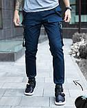 Мужские штаны 'Enot zimniy' (синие), фото 3