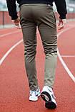 Мужские зимние штаны Soft Shell 'San Andreas' (хаки), фото 3