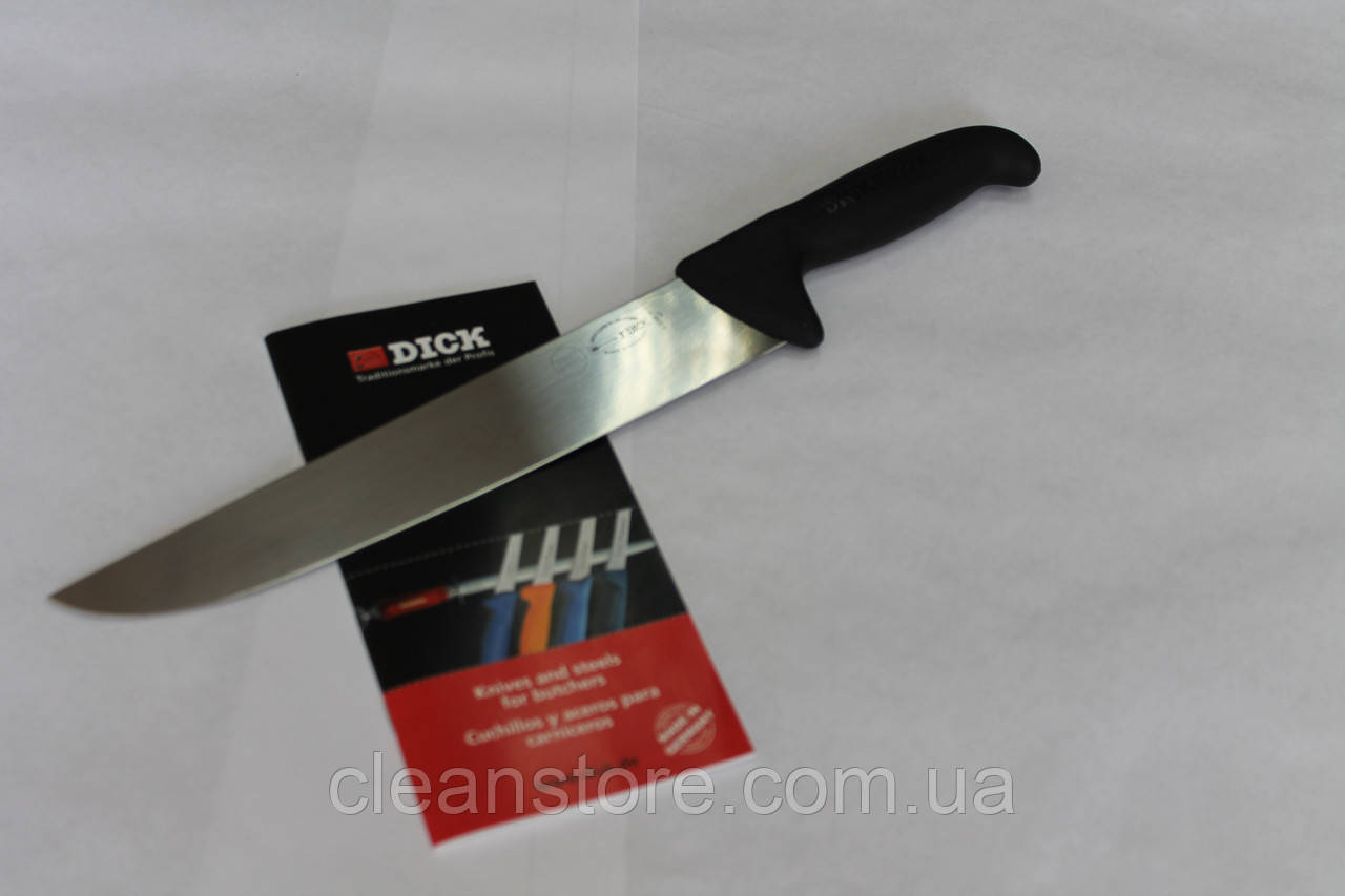 Ніж обробний для м'яса професійний F. Dick 2348 - 230 мм, жорстка сталь