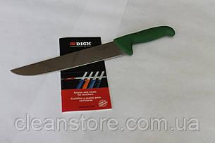 Ніж обробний для м'яса професійний F. Dick 2348 - 230 мм, жорстка сталь, фото 2