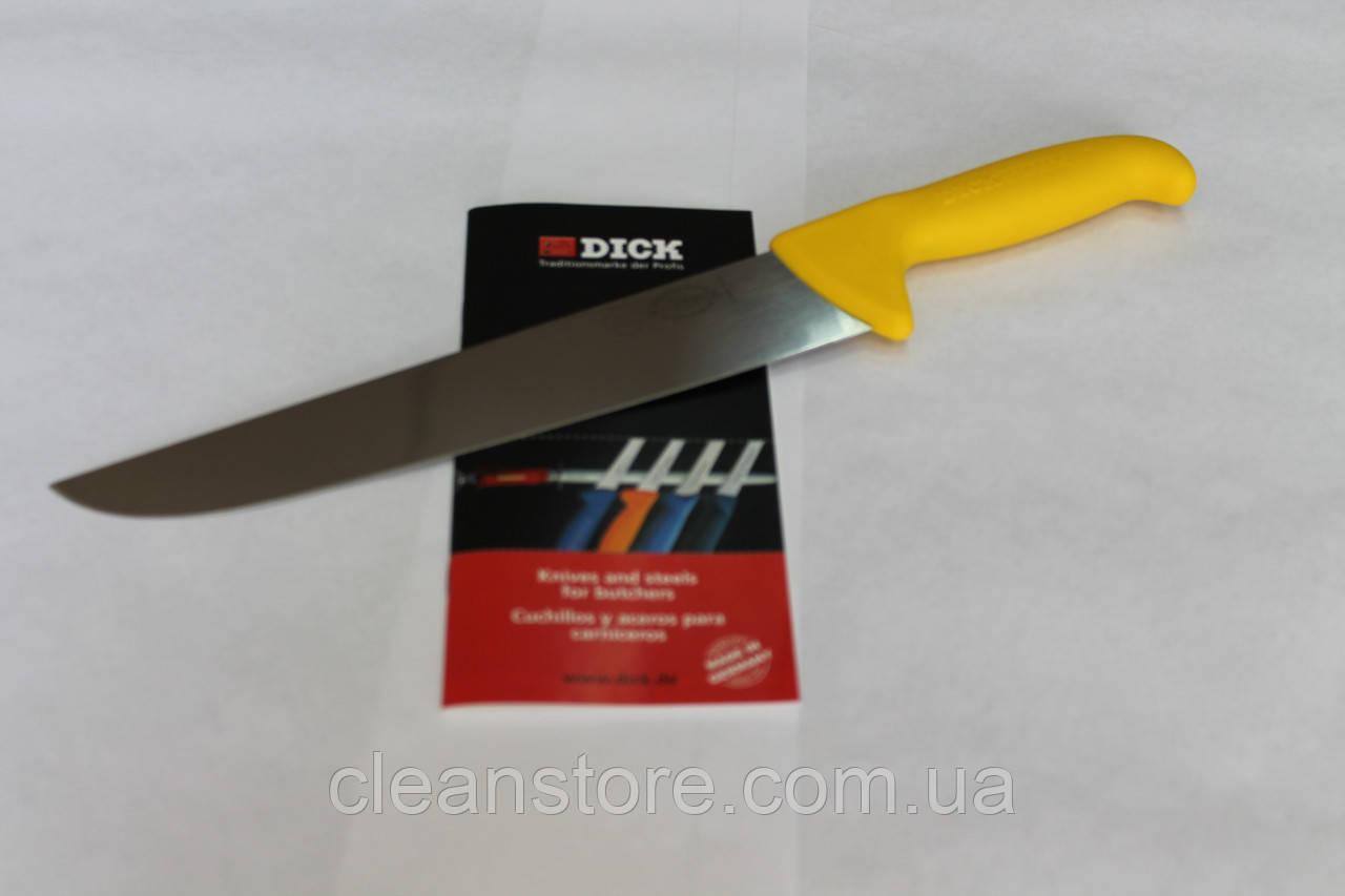 Ніж обробний для м'яса професійний F. Dick 2348 - 210 мм, жорстка сталь