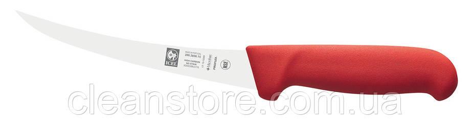 Обвалювальний напівгнучкий ніж, 13 см, вигнуте лезо, ICEL, Португалія, фото 2