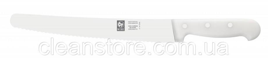 Нарізний ніж 25 см, ICEL, Португалія, фото 2