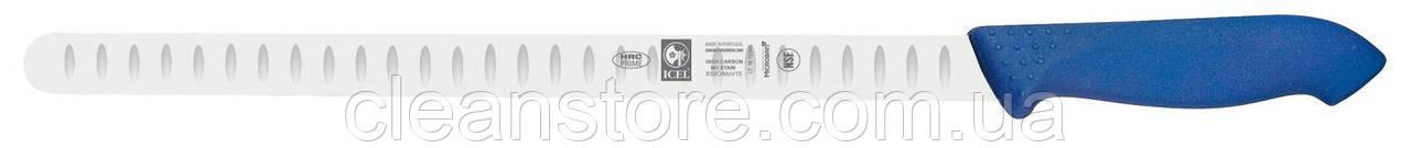 Ніж для нарізки хамона ICEL (Португалія) Horeca Prime, 30 см, чорний