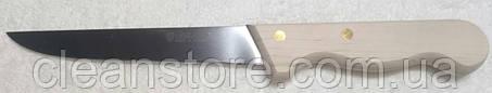 Нож обвалочный с деревянной рукояткой №29 OSKARD 150мм, фото 2